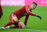 FUSSBALL   1. BUNDESLIGA  SAISON 2012/2013   9. Spieltag FC Bayern Muenchen - Bayer 04 Leverkusen    28.10.2012 Toni Kroos (FC Bayern Muenchen)