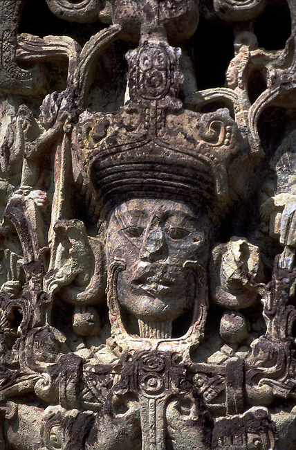 Copan's Mayan ruins in Honduras.