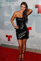 New York, NY -  May 13 : Marlene Favela attends Telemundo's 2014 Upfront in New York<br /> held at Jazz at Lincoln Center's Frederick P. Rose Hall<br /> on May 13, 2014 in New York City. Photo by Brent N. Clarke / Starlitepics