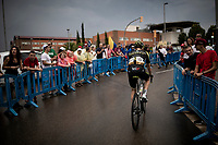 at the finish<br /> <br /> Stage 8: Valls to Igualada (167km)<br /> La Vuelta 2019<br /> <br /> ©kramon