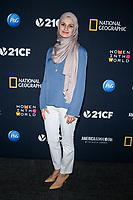 NEW YORK - APRIL 13: Suzanne Barakat, Activist, Advocate for Inclusivity attends National Geographic's special screening of AMERICA INSIDE OUT WITH KATIE COURIC in association with Women in the World on April 13, 2018 in New York City. AMERICA INSIDE OUT WITH KATIE COURIC, a new six-part documentary series, follows Couric as she travels the country to talk with the people bearing witness to the most complicated and consequential questions in American culture today. The weekly series airs globally on National Geographic, Wednesdays, 10/9c.(Photo by Anthony Behar/NatGeo/PictureGroup)