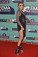 Tallia Storm<br /> MTV EMA Awards 2017 in Wembley, London, England on November 12, 2017<br /> CAP/PL<br /> &copy;Phil Loftus/Capital Pictures