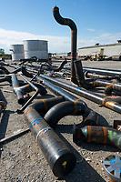 Kel-Gor, interior and exterior, workers, welders,