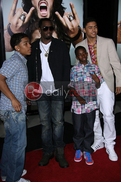 """Sean Combs<br /> at the """"Get Him To The Greek"""" Los Angeles Premiere, Greek Theater, Los Angeles, CA. 05-25-10<br /> David Edwards/Dailyceleb.com 818-249-4998"""