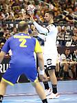 12.01.2019, Mercedes Benz Arena, Berlin, GER, Germany vs. Brazil, im Bild <br /> Fabian Wiede (GER #10)<br /> <br />      <br /> Foto &copy; nordphoto / Engler
