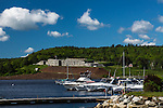 Fort Knox on the Penobscot River, Bucksport, Mid-coast, ME