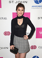 BEVERLY HILLS, CA - NOVEMBER 8: Sami Gayle at the Women's Guild Cedars-Sinai Diamond Jubilee Luncheon in Beverly Hills, California on November 8, 2018. Credit: Faye Sadou/MediaPunch