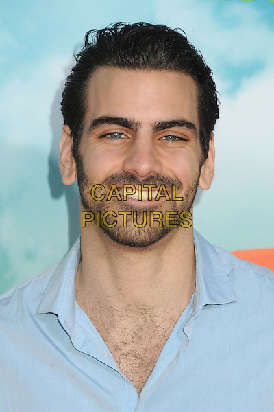12 March 2016 - Inglewood, California - Nyle DiMarco. 2016 Nickelodeon Kids' Choice Awards held at The Forum.  <br /> CAP/ADM/BP<br /> &copy;BP/ADM/Capital Pictures