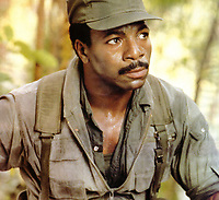 Predator (1987) <br /> Carl Weathers<br /> *Filmstill - Editorial Use Only*<br /> CAP/KFS<br /> Image supplied by Capital Pictures