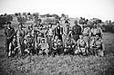 Iraq 2010 .Peshmergas of Komala with their instructors  .Irak 2010 .Peshmergas du Komala avec leurs instructeurs