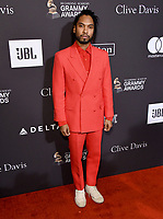 09 February 2019 - Beverly Hills, California - Miguel. The Recording Academy And Clive Davis' 2019 Pre-GRAMMY Gala held at the Beverly Hilton Hotel.  <br /> CAP/ADM/BT<br /> &copy;BT/ADM/Capital Pictures