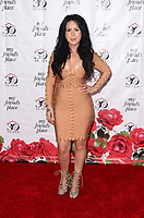 LOS ANGELES - APR 7:  Sirah, Sara Elizabeth Mitchell at the My Friend's Place 30th Anniversary Gala on the Hollywood Palladium on April 7, 2018 in Los Angeles, CA
