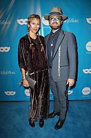 LOS ANGELES, CA - OCTOBER 27: Carlton DeWoody, Guest, at UNICEF Next Generation Masquerade Ball Los Angeles 2017 At Clifton's Republic in Los Angeles, California on October 27, 2017. Credit: Faye Sadou/MediaPunch /NortePhoto.com
