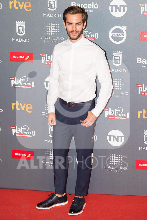 Marc Clotet attends to welcome party photocall of Platino Awards 2017 at Callao Cinemas in Madrid, July 20, 2017. Spain.<br /> (ALTERPHOTOS/BorjaB.Hojas)
