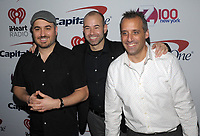 NEW YORK, NY - DECEMBER 8: Brian 'Q' Quinn, James 'Murr' Murray and Joe Gatto at Z100's Jingle Ball 2017 at Madison Square Garden in New York City, Credit: John Palmer/MediaPunch /nortephoto.com NORTEPHOTOMEXICO