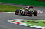 Charles PIC (FRA)  Lotus Renault F1 Team<br />  Foto &copy; nph / Mathis
