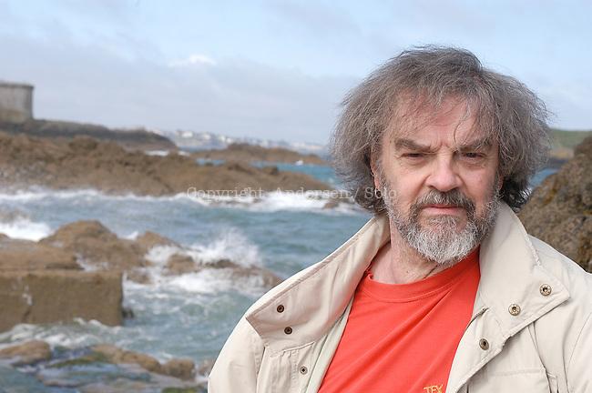 Pierre Pelot, French writer in 2005.