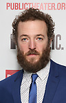 """Andrew Hovelson attends the Opening Night Celebration for """"Mother of the Maid"""" on October 18, 2018 at the Public Theatre in New York City."""