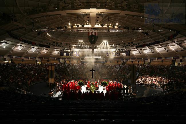 2007 Opening Mass