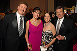 Tom and Liz Glanville with Ginni and Richard Mithoff at the Ballet Ball at the Wortham Theater Saturday  Feb. 16,2008.(Dave Rossman/For the Chronicle)