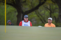 Sergio Garcia (ESP) looks over his chip up on to 6 during day 3 of the World Golf Championships, Dell Match Play, Austin Country Club, Austin, Texas. 3/23/2018.<br /> Picture: Golffile | Ken Murray<br /> <br /> <br /> All photo usage must carry mandatory copyright credit (&copy; Golffile | Ken Murray)