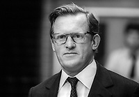 Tom King, MP, Conservative Party, UK, October, 1982, 198210000234TK<br /><br />Copyright Image from Victor Patterson, 54 Dorchester Park, <br />Belfast, UK, BT9 6RJ<br /><br />t1: +44 28 9066 1296 (from Rep of Ireland 048 9066 1296)<br />t2: +44 28 9002 2446 (from Rep of Ireland 048 9002 2446)<br />m: +44 7802 353836<br /><br />victorpatterson@me.com<br />www.victorpatterson.com<br /><br />Please see my Terms and Conditions of Use at VICTORPATTERSON.COM. It is IMPORTANT that you familiarise yourself with them.<br /><br />Images used on the Internet must be visibly watermarked i.e. &copy;VICTORPATTERSON.COM within the body of the image and copyright metadata must not be deleted. Images used on the Internet have a size restriction of 4kbs and are chargeable at the then current NUJ rates.<br /><br />This image is only available for the use of the download recipient i.e. television station, newspaper, magazine, book publisher, etc, and must not be passed on to any third party. It is also downloaded on condition that each and every usage is notified within 7 days to victorpatterson@me.com<br /><br />The right of Victor Patterson to be identified as the author is asserted in accordance with The Copyright Designs And Patents Act (1988).