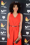 Montse Pla attends to the Feroz Awards 2017 in Madrid, Spain. January 23, 2017. (ALTERPHOTOS/BorjaB.Hojas)