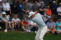 Aaron Wise  (USA) on the 17th tee during the final round at the PGA Championship 2019, Beth Page Black, New York, USA. 20/05/2019.<br /> Picture Fran Caffrey / Golffile.ie<br /> <br /> All photo usage must carry mandatory copyright credit (© Golffile | Fran Caffrey)