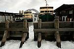 Sydney.Circular Bay. C'est le centre des lignes de ferry de Sydney
