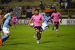 Boyacá Chicó igualó como local 2-2 ante Atlético Junior. Fecha 14 Liga Águila II-2016.