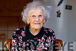 Margaret Neenan who celebrated her 100th birthday on April 1st.