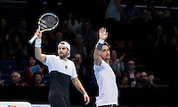 R BOPANNA & F MERGIA and S Bolelli & F Fognini - ATP World Tour - 19.11.2015