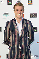 Sam Gittins at the first ever UK Drive-In Film Premiere of 'Break' at Brent Cross in London. This is the first Red Carpet event in the UK since the Covid-19 Pandemic lockdown. The film will be rolled out nationwide in other drive-in venues. Brent Cross, London 22nd July 2020<br /> CAP/ROS<br /> ©ROS/Capital Pictures