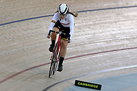 Aimee Sardelich of Waikato BOP competes in the U15 Girls 500m Time Trial at the Age Group Track National Championships, Avantidrome, Home of Cycling, Cambridge, New Zealand, Wednesday, March 15, 2017. Mandatory Credit: © Dianne Manson/CyclingNZ  **NO ARCHIVING**