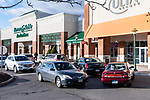 WATERBURY, CT. 22 December 2018-122218 - Traffic is also a big problem for shoppers doing their last minute shopping at the Brass Mill Center in Waterbury on Saturday. Bill Shettle Republican-American