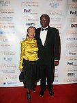 Committee Member Peg Alston and Willis Burton Attend the 7th Annual Evidence Gala...A Breath of Spring Hosted by Law & Order Actress Tamara Tunie and Jazz Vocalist Gregory Generet Held at The Grand Ballroom at Manhattan Center, NY 4/12/2011