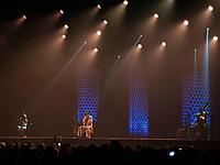 SÃO PAULO, SP, 08.11.2019 - SHOW-SP - O cantor Tiago Iorc durante show no Espaço das Américas em São Paulo na noite desta sexta-feira, 08. (Foto: Bruna Grassi / Brazil Photo Press)