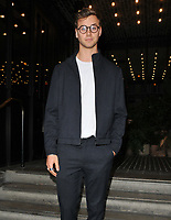 Barney Banks at the James Bay x TOPMAN new capsule collection launch party, Ace Hotel Shoreditch, Shoreditch High Street, London, England, UK, on Tuesday 08 August 2017.<br /> CAP/CAN<br /> &copy;CAN/Capital Pictures