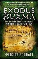 Exodus Burma book.
