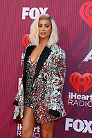 LOS ANGELES - MAR 14:  Shay Mitchell at the iHeart Radio Music Awards - Arrivals at the Microsoft Theater on March 14, 2019 in Los Angeles, CA