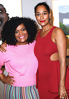 www.acepixs.com<br /> <br /> May 16 2017, New York City<br /> <br /> Yvette Nicole Brown (L) and Tracee Ellis Ross arriving at the 2017 ABC Upfront on May 16, 2017 in New York City. <br /> <br /> By Line: Nancy Rivera/ACE Pictures<br /> <br /> <br /> ACE Pictures Inc<br /> Tel: 6467670430<br /> Email: info@acepixs.com<br /> www.acepixs.com