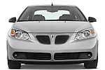 Straight front view of a 2008 Pontiac G6 Sedan GT