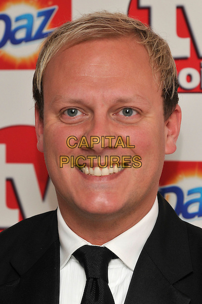 ANTONY COTTON .Attending the TV Choice Awards 2010 at The Dorchester, London, England, UK, September 6th, 2010..arrivals portrait headshot  black tie smiling white shirt anthony .CAP/PL.©Phil Loftus/Capital Pictures.