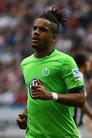 Daniel Divadi (VfL Wolfsburg) - 06.05.2017: Eintracht Frankfurt vs. VfL Wolfsburg, Commerzbank Arena, 32. Spieltag