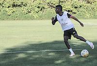 SÃO PAULO,SP,26.07.2016 - FUTEBOL-SÃO PAULO - Kelvin durante treino técnico da equipe no Ct da Barra Funda zona oeste da cidade, na tarde desta terça-feira (26). (Foto : Marcio Ribeiro / Brazil Photo Press)