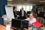BT Briefing<br /> BT Tower-Swansea<br /> 11.10.13<br /> <br /> &copy;Steve Pope-FOTOWALES