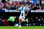 Victor Sanchez of RCD Espanyol during La Liga match between Atletico de Madrid and RCD Espanyol at Wanda Metropolitano Stadium in Madrid, Spain. November 10, 2019. (ALTERPHOTOS/A. Perez Meca)