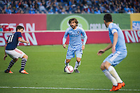 New York City FC vs New England Revolution, October 25, 2015