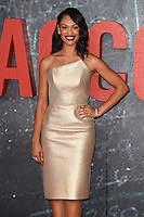 """Cynthia Addai-Robinson<br /> at the premiere of """"The Accountant"""" at the Empire Leicester Square, London.<br /> <br /> <br /> ©Ash Knotek  D3183  17/10/2016"""