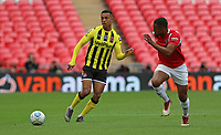 Alex Reid of AFC Flyde during AFC Fylde vs Salford City, Vanarama National League Play-Off Final Football at Wembley Stadium on 11th May 2019